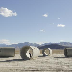 Nancy Holt, Sun Tunnels, Great Basin Desert, Lucin UT, 1973-76